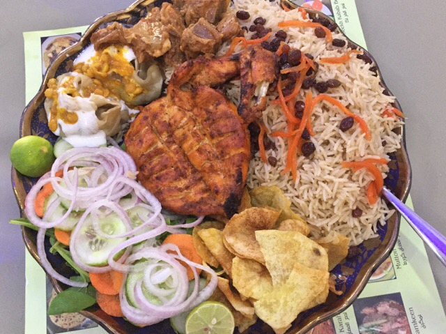 Afghani Food Eat Drink Train Review